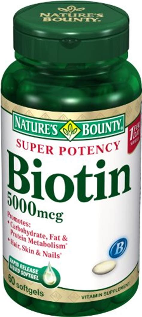 nature's bounty, side effects picture 5