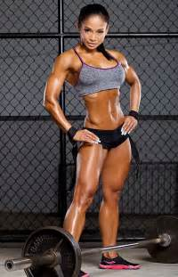 asian female fitness picture 1