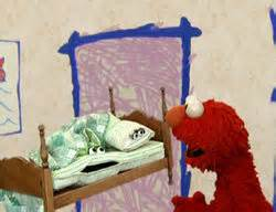 elmo sleeping picture 3