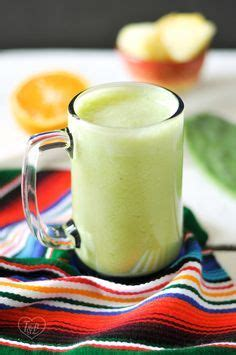 cactus smoothie for weight loss recipe picture 2