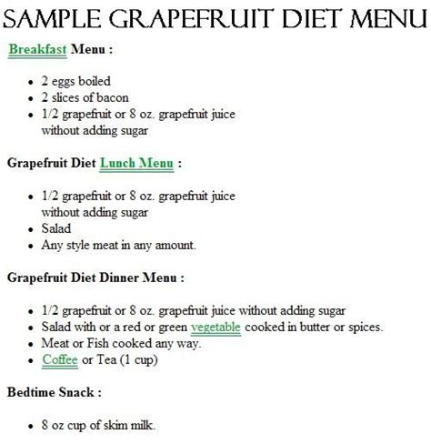 mayo clinic gfruit diet picture 3