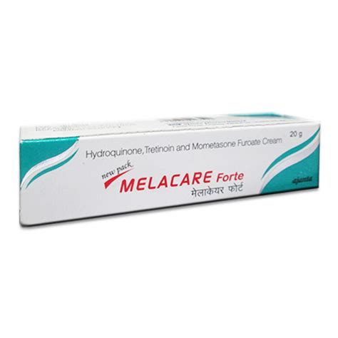 how does melacare forte cream lighten the skin picture 4