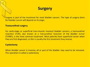 is a nephrectomy usually done with bladder cancer picture 13