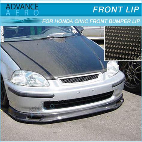 civic carbon fiber lip picture 6