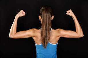 how a woman develops lean muscle picture 6