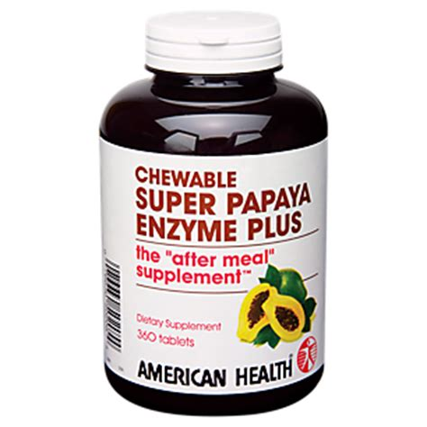 american health papaya digestive enzymes picture 18