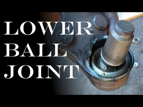 a diagram how to change ball joint on picture 2