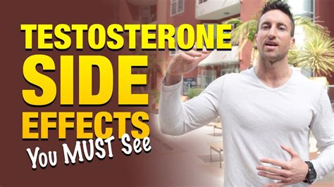 total testosterone side effects picture 2