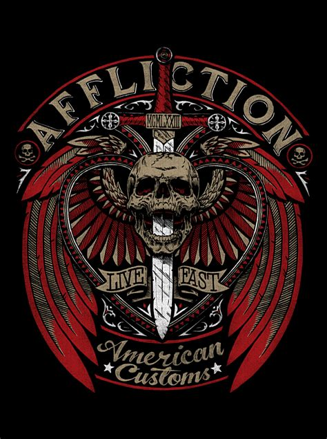 affliction wallpapers picture 13