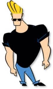 johnny bravo muscle jock picture 1