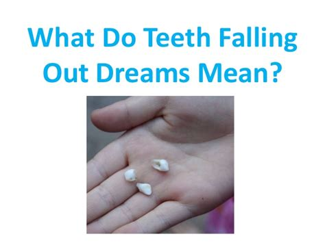 dream about teeth falling out mean picture 3