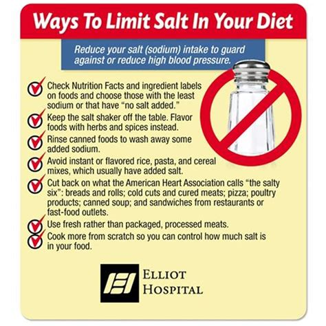 ways to limit calories in your diet picture 1