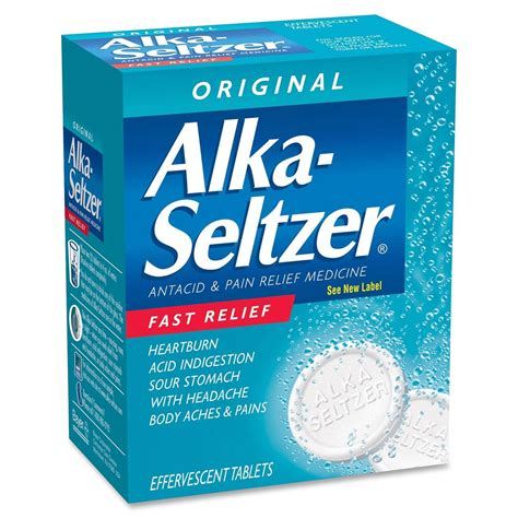 alka seltzer recommends taking two pills to increase picture 9