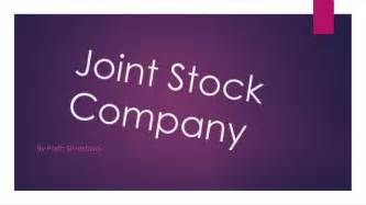 joint stock company picture 11