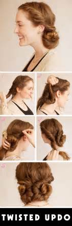 Home made prom hair picture 13