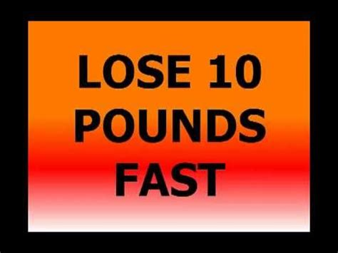 best diet to loose 10 lbs fast picture 7