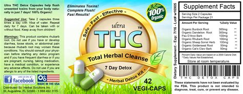 does ultra eliminex permanent cleanse your system? picture 4