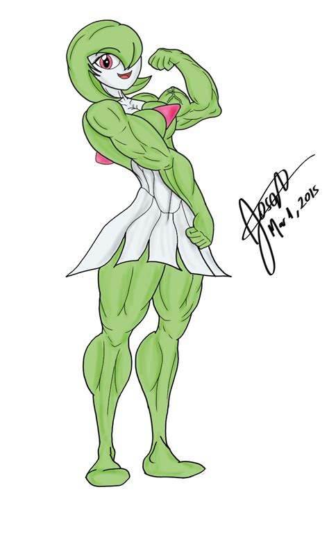 gardevoir muscle growth picture 1
