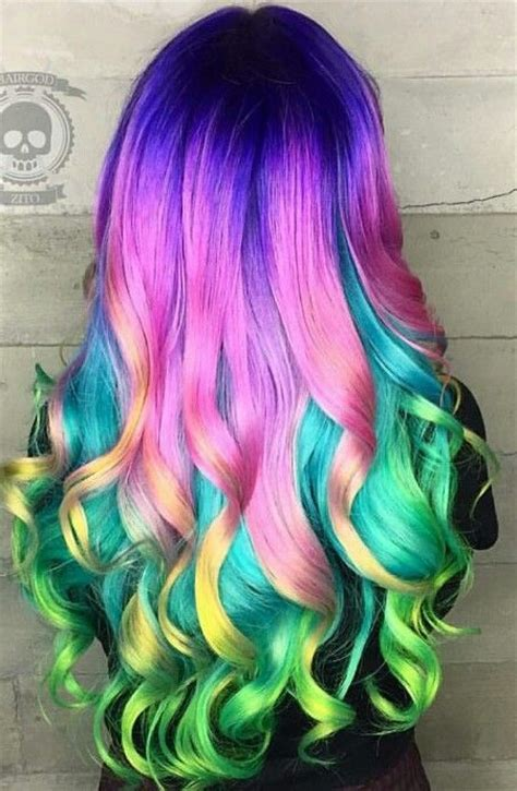 colours hair picture 15