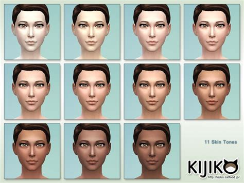 free sims skin tone picture 7