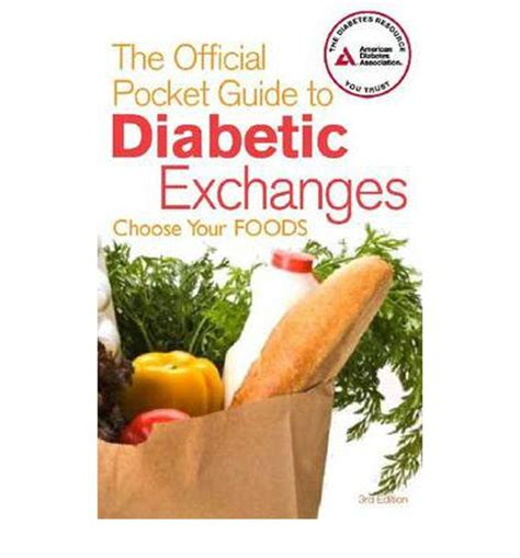 american diabetic food exchanges picture 2