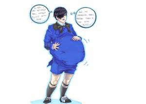 male anime weight gain picture 5