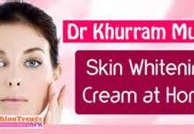 dr khurram skin whitening and glowing cream in picture 7