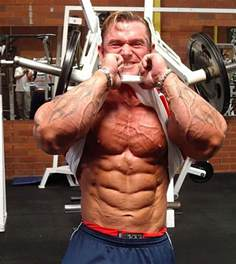 daily diet of lee priest picture 3