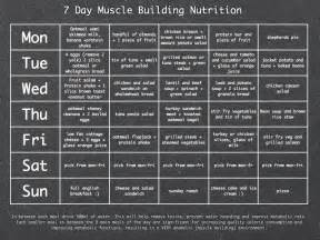 muscle building diet picture 2