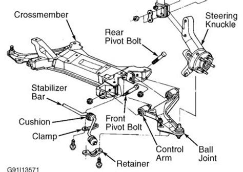 how to change ball joint on 1996 cutl picture 6