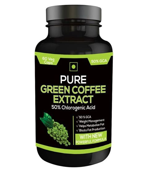 pure green coffee prices picture 1