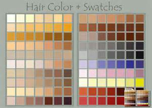 color swatches skin tones picture 6