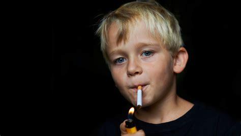 children cigarette smoke picture 1