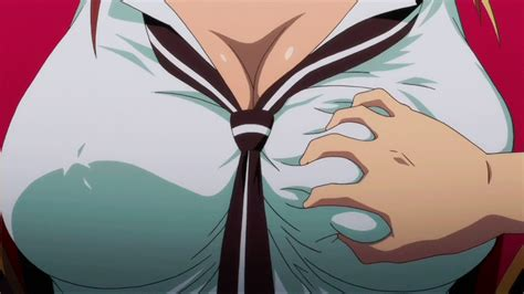 anime breast expansion animated gif picture 9