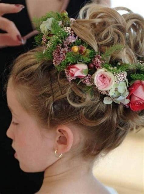 flower girl hair doos picture 7