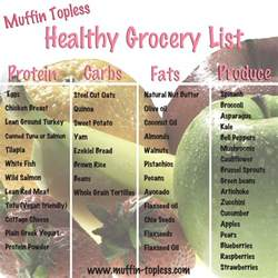 weight loss grocery list picture 10