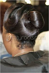 black hair updos picture 1