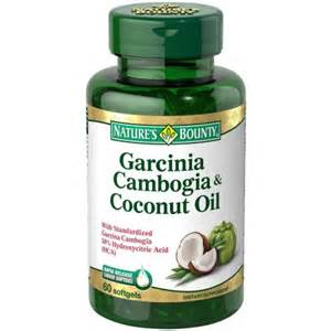garcinia cambogia & coconut oil softgels what are picture 1