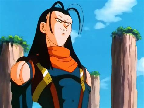 dragon ball z android 17 x reader quotev picture 5