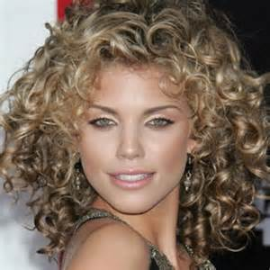 curly hair highlights picture 13