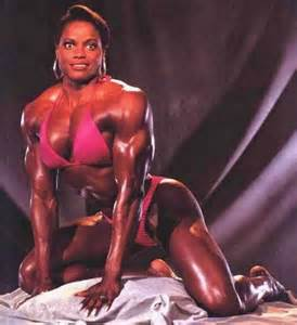 extreme female muscle picture 9