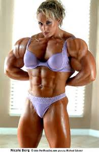 large muscle women picture 2