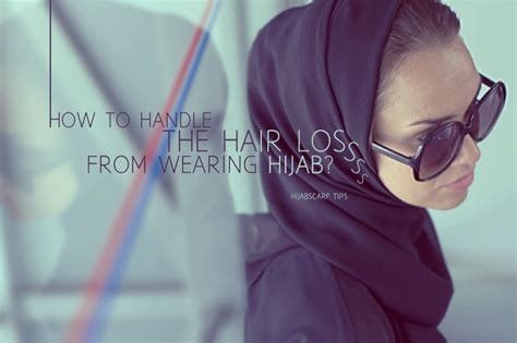 Hair loss hijab picture 1