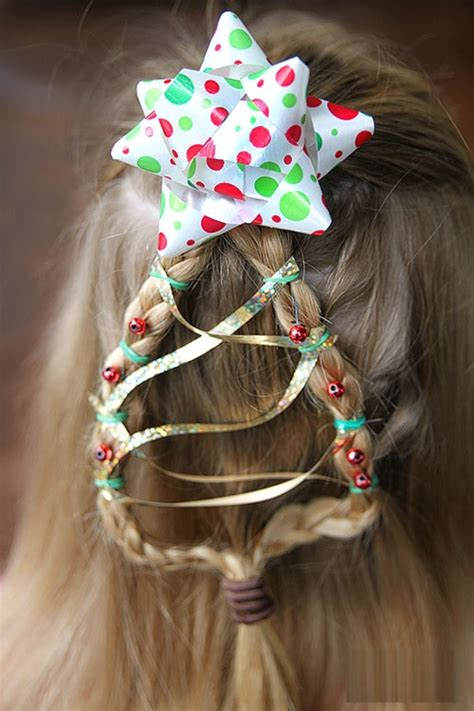 this year's hottest christmas hair do's for 2014 picture 2