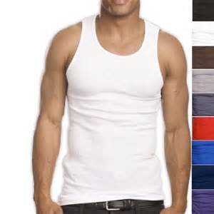 ferruche ribbed muscle shirt picture 4