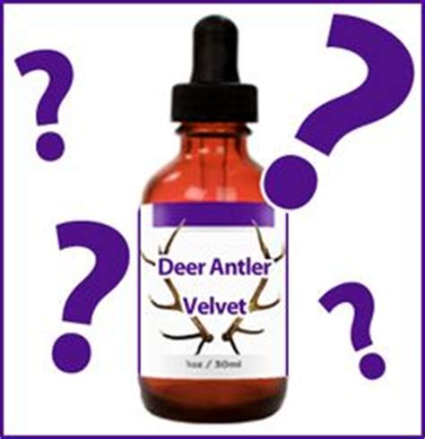 deer antler supplements and penis sensitivity picture 10