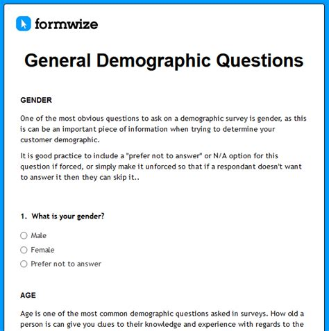 aging questionaire or test picture 6