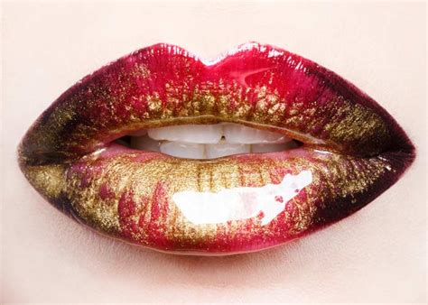 Artistic lips picture 15