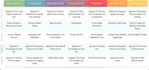 weight loss meal plans picture 15