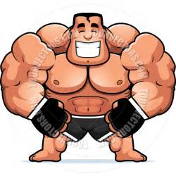 cartoon muscle picture 7